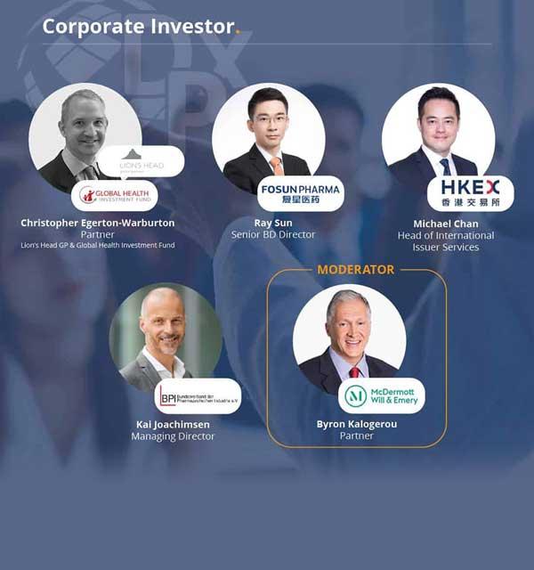 Corporate Investor