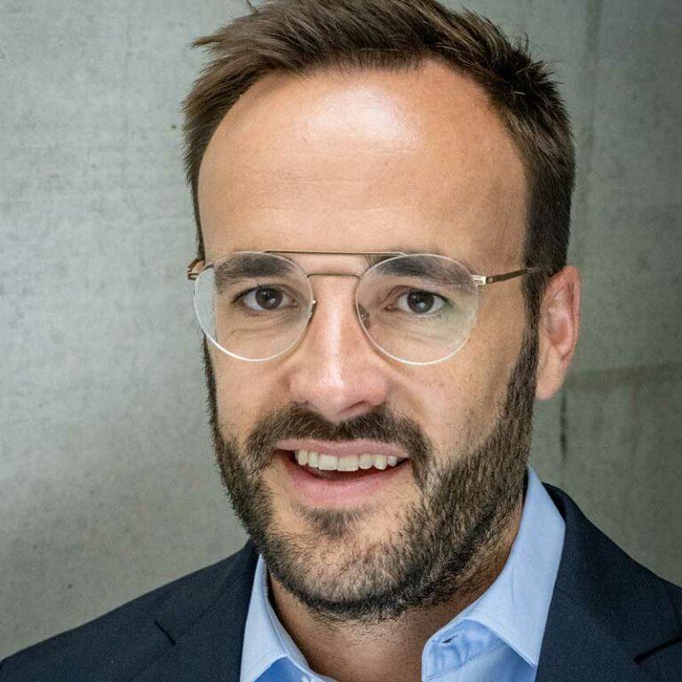 Investor Antoine D'Hollander