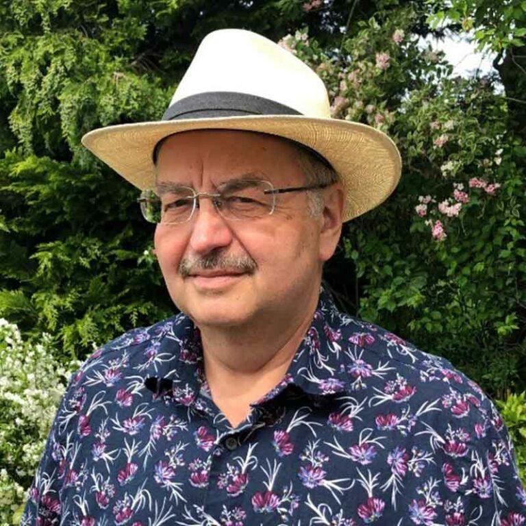 Investor Johann Mueller-Albrecht