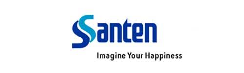 investor logo santen