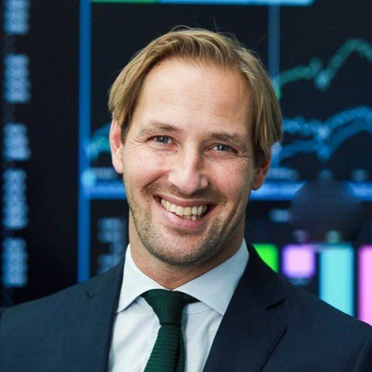 investor niclas holmberg