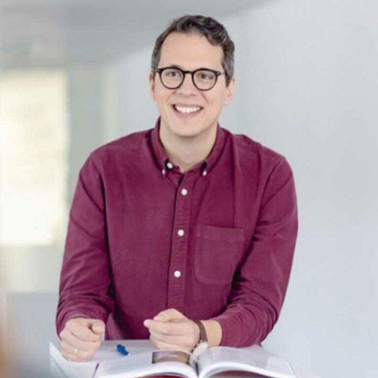 Investor Sebastian Pünzeler